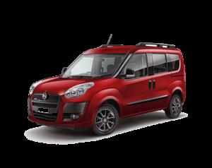 Fiat Doblo 7 pax -. El Hierro Car Rental