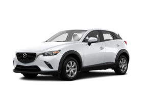 Mietwagen Mazda CX-3 Autovermietung Red Line Rent a Car El Hierro