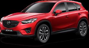 Mazda CX5 - El Hierro Car Rental
