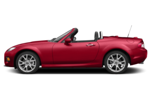 Mazda MX5 Cabrio - El Hierro Car Rental