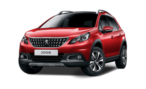 Peugeot 2008 Family - El Hierro Car Rental