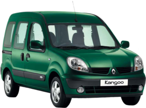 Renault Kangoo Family. El Hierro Car Rental.