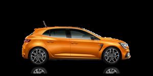 Mietwagen Renault Megane Automatik Autovermietung Red Line Rent a Car El Hierro