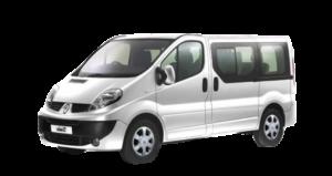 Mietwagen Renault Trafic Autovermietung Red Line Rent a Car El Hierro