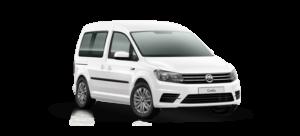 VW Caddy Maxi 7 pax - El Hierro Car Rental