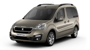 Peugeot Partner GPS - El Hierro Car Rental.