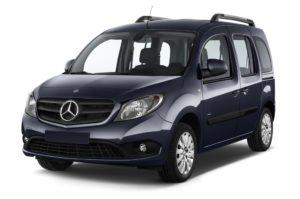 Mercedes Citan - El Hierro Car Rental